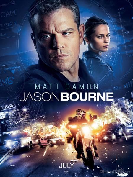 9951 - Bourne 5 Jason Bourne (2016) - SIÊU ĐIỆP VIÊN 5 JASON BOURNE
