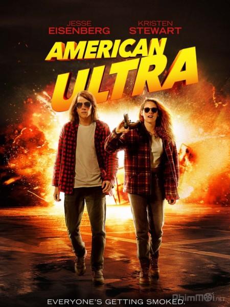 2537 - American Ultra 2015 - SIÊU ĐIỆP VIÊN MỸ