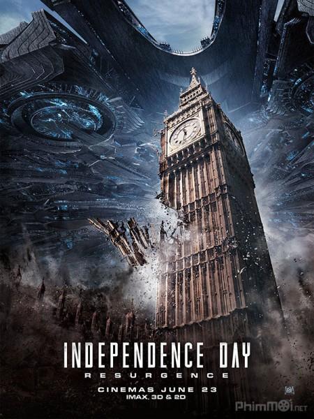 9949 - Independence Day Resurgence (2016) - NGÀY ĐỘC LẬP 2 TÁI CHIẾN