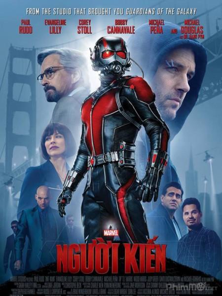 2529 - Ant-Man 2015 - Người Kiến