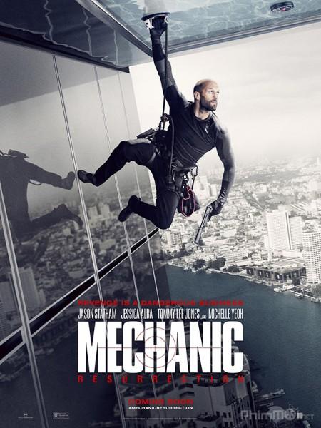 9947 - The Mechanic 2 Resurrection (2016) - SÁT THỦ THỢ MÁY 2 TÁI XUẤT