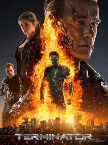 2669 - Terminator Genisys - KẺ HỦY DIỆT 5: THỜI ĐẠI GENISYS