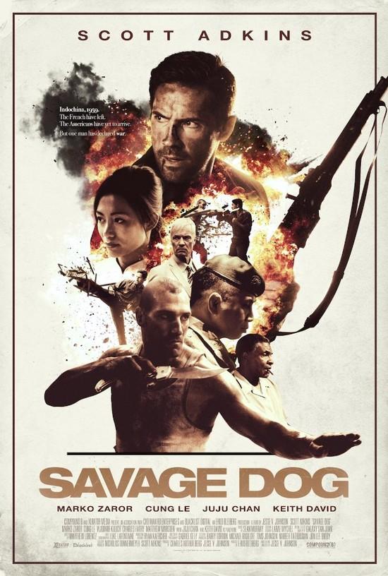 9357 - Savage Dog - Chiến Binh Huyền Thoại (2017)