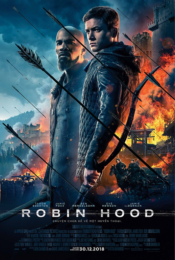 144 - Huyền Thoại Robin Hood 2019