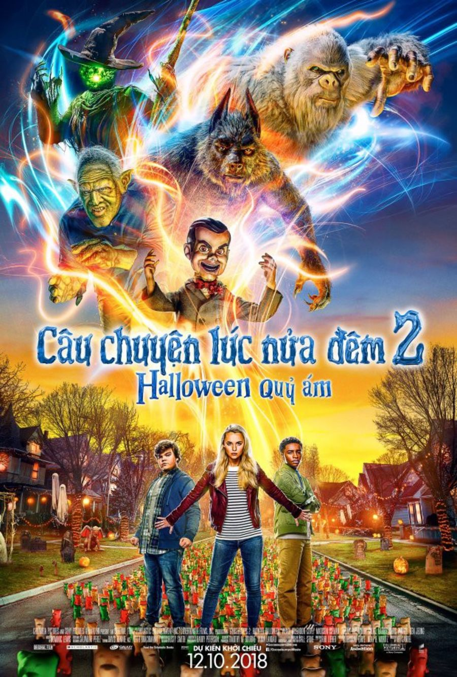 118 - Câu Chuyện Lúc Nửa Đêm 2 - Halloween Quỷ Ám 2019