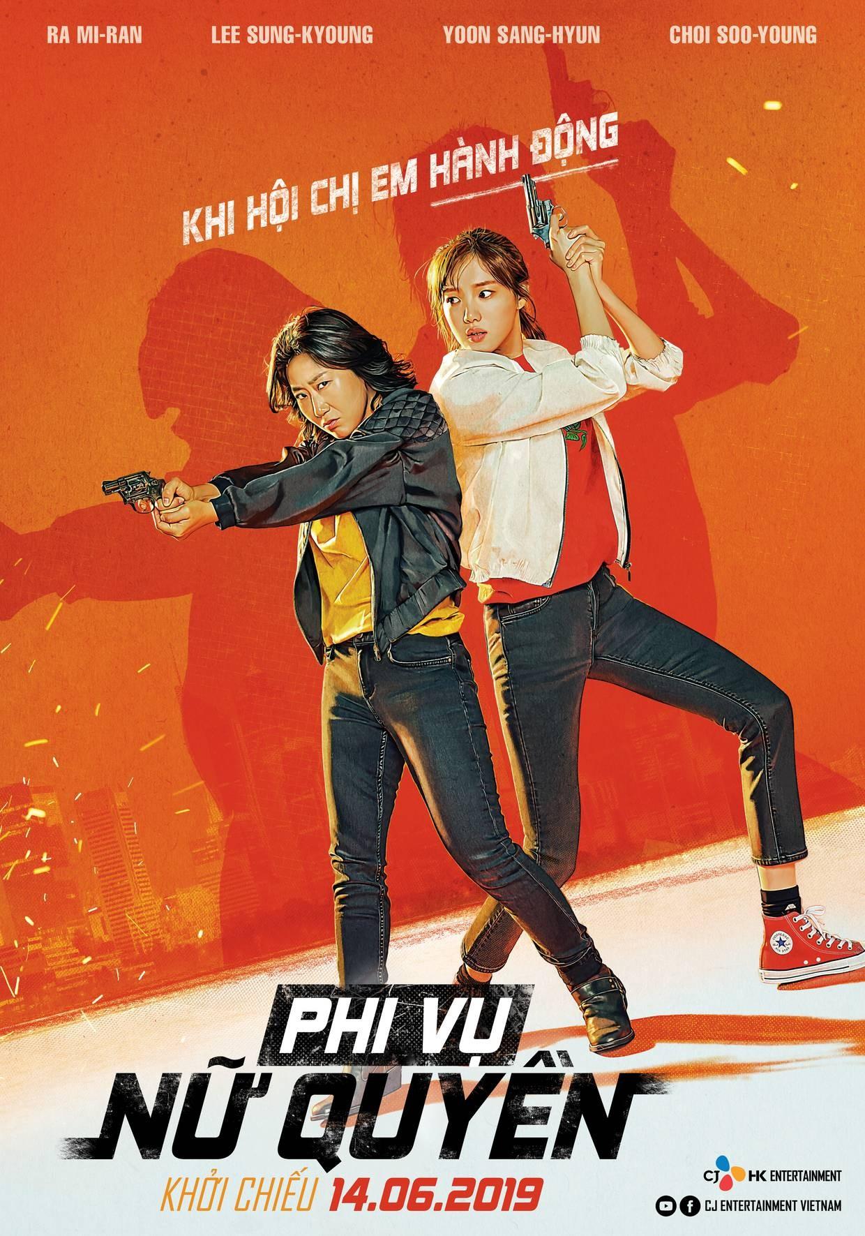 179 - Miss & Mrs. Cops 2019 - Phi Vụ Nữ Quyền