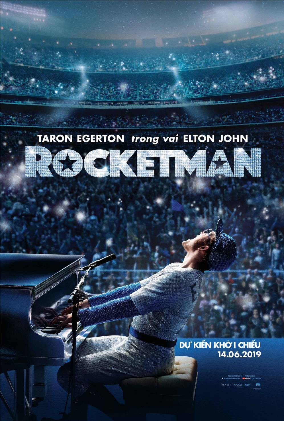 191 - Rocketman 2019