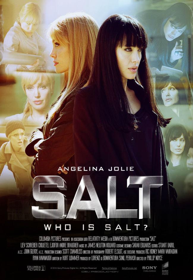 9902 - Salt - Nữ Điệp Viên
