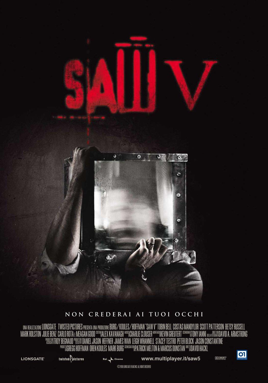 8865 - Saw V (2008) Lưỡi Cưa 5