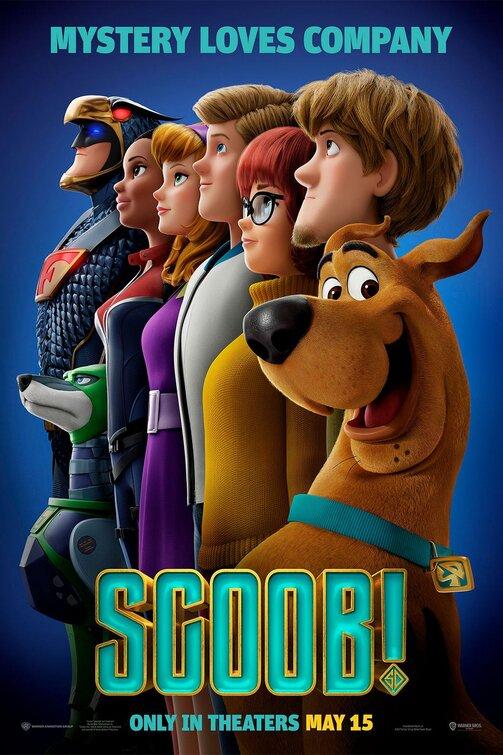 301 - Cuộc Phiêu Lưu Của Scooby-Doo ̣2020