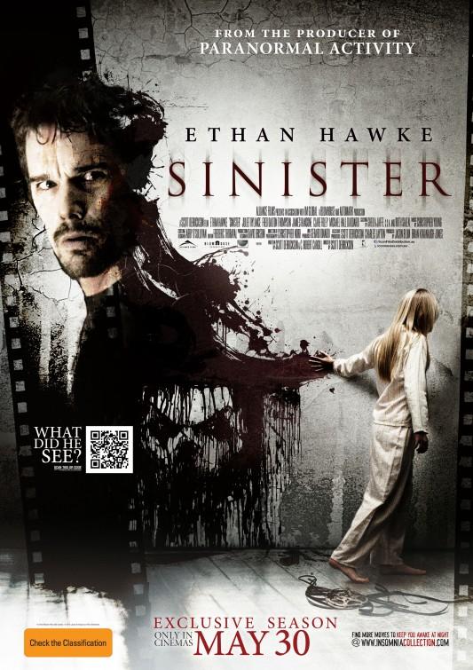8816 - Sinister (2012) - Điềm Gở
