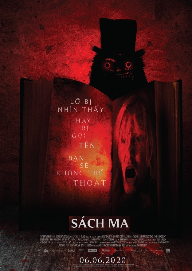 175 - The Babadook 2019 - Sách Ma