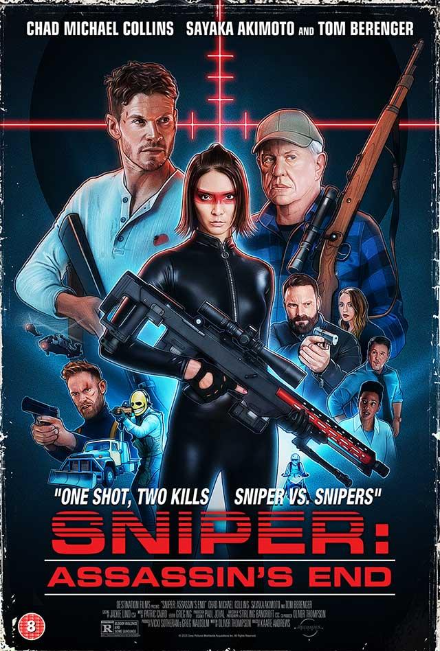 304 - Sniper Assassin's End 2020 - Hồi Kết Một Sát Thủ
