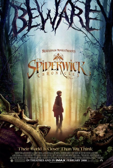 9894 - The Spiderwick Chronicles - Khu Rừng Bí Ẩn