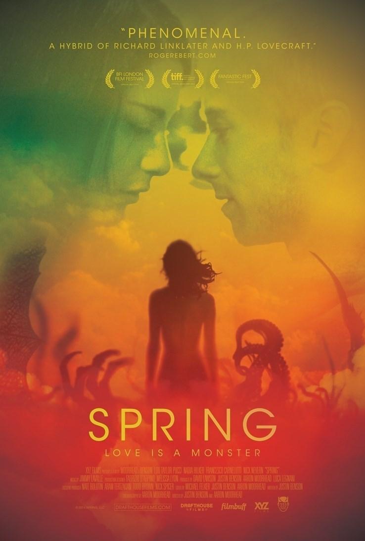 8814 - Spring (2015) - Yêu Nhầm Quái Vật