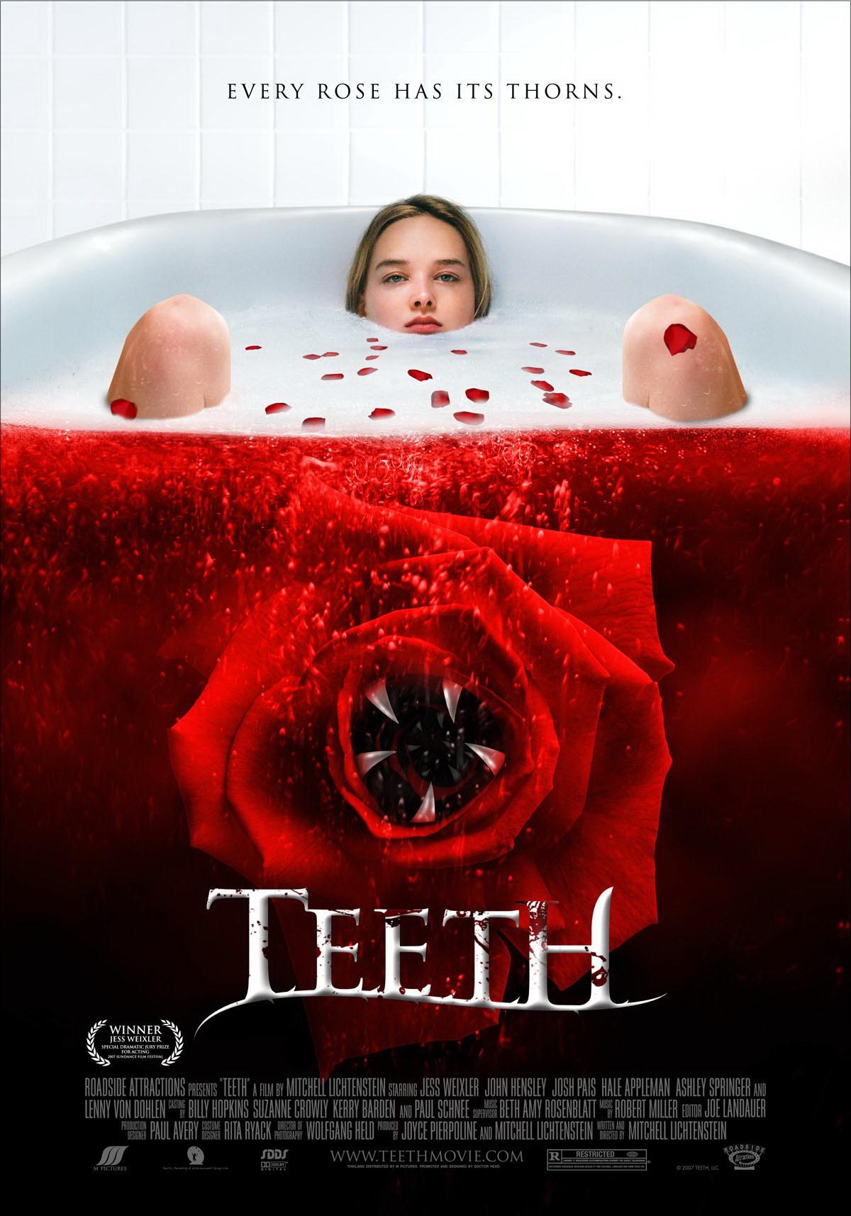 8846 - Teeth (2007) Khi Chỗ Ấy Mọc Răng