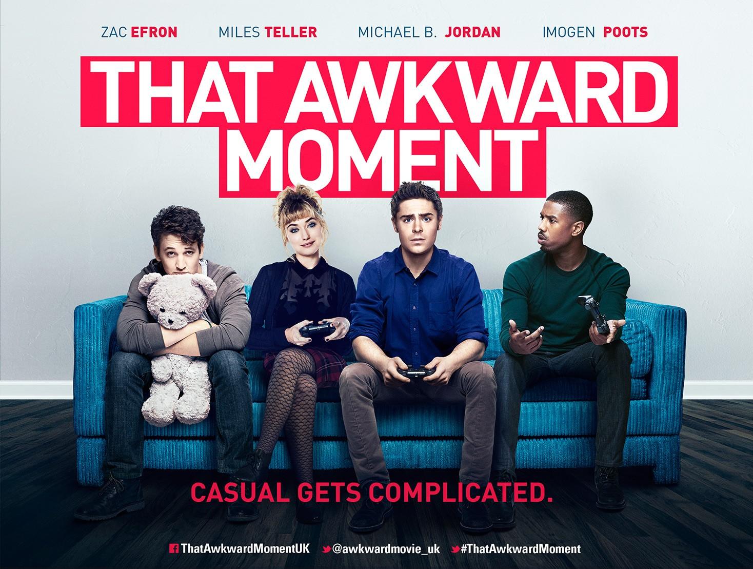 7763 - That Awkward Moment - Phút Bối Rối (Phim Hay Nên Xem)