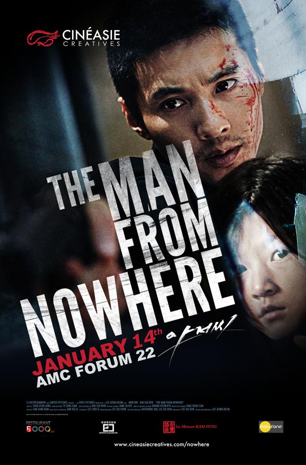 9897 - The Man from Nowhere - Người Vô Danh Tính