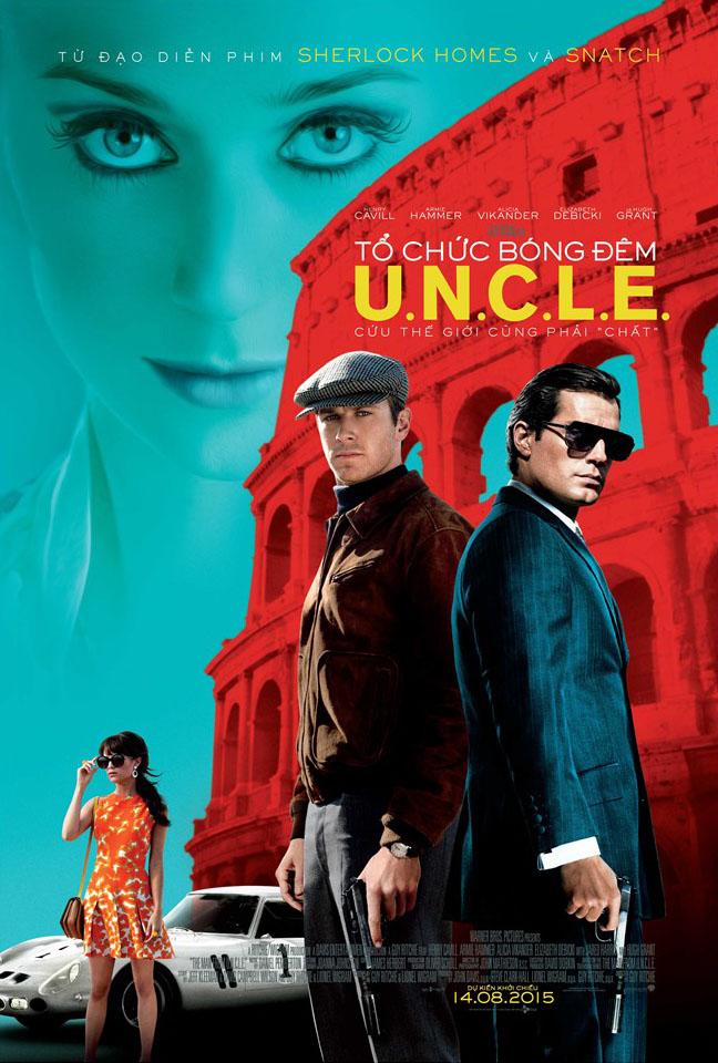 5526 - The Man From U.N.C.L.E (2015) - Tổ Chức Bóng Đêm