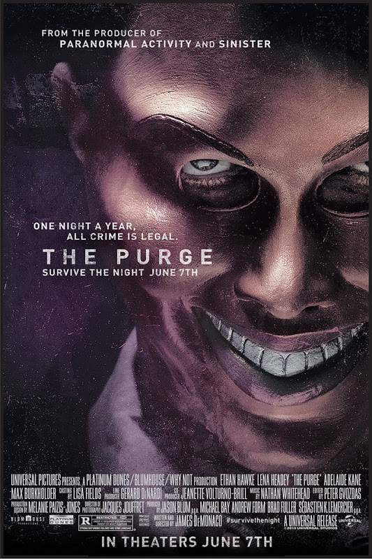 8802 - The Purge (2013) - Thanh Trừng