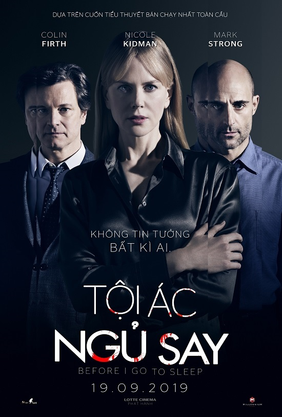 25 - Before I Go to Sleep 2019 - Tội Ác Ngủ Say