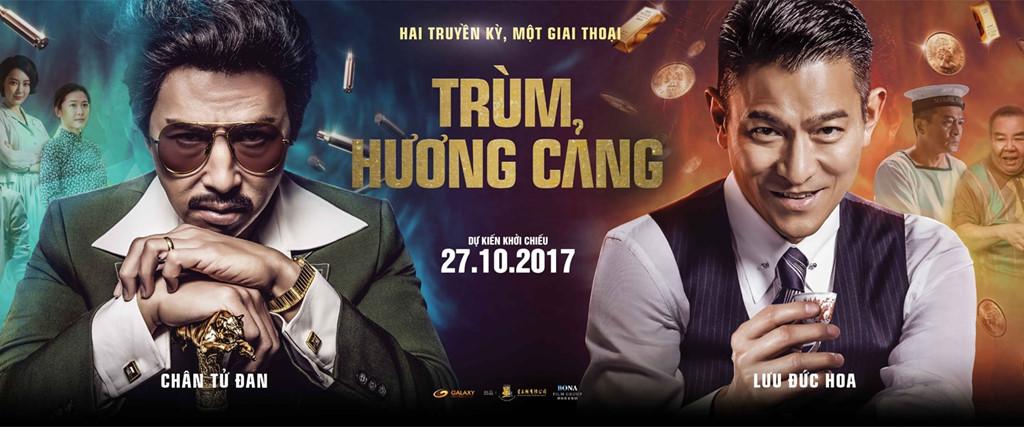 9887 - Chasing The Dragon (2017) Trùm Hương Cảng