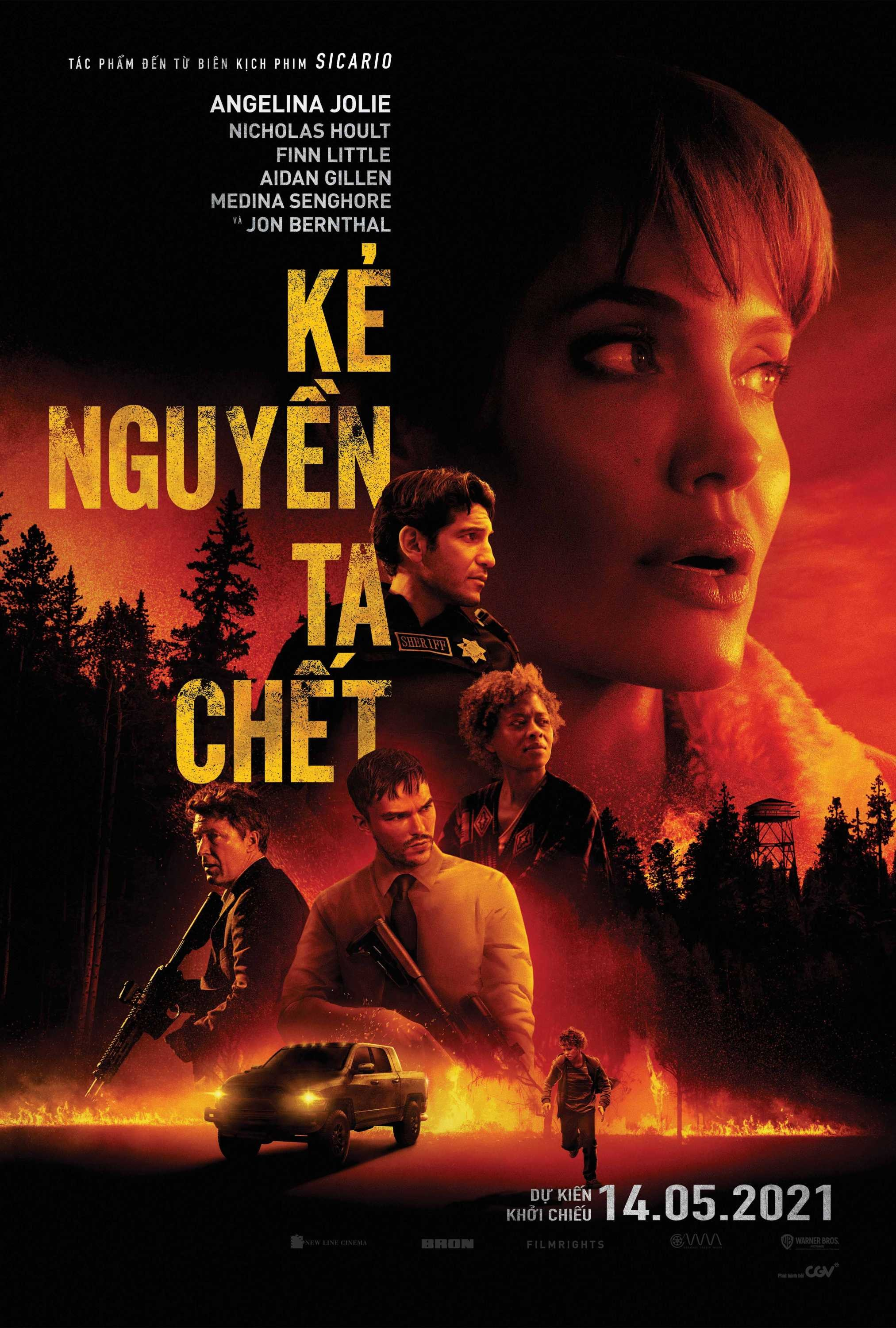 349 - Those Who Wish Me Dead 2021 - Kẻ Nguyền Ta Chết