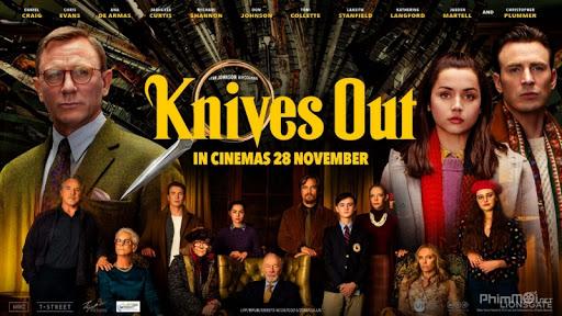 275 - Knives Out (2019) Kẻ Đâm Lén (PHIM HAY)