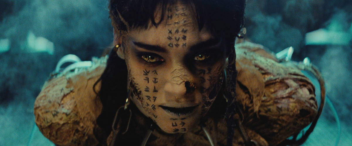 9993 - The Mummy (2017) - XÁC ƯỚP