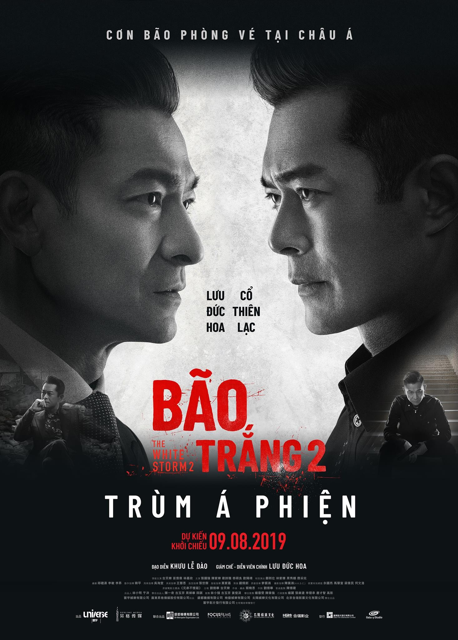 196 - Bão Trắng 2 - Trùm Á Phiện 2019