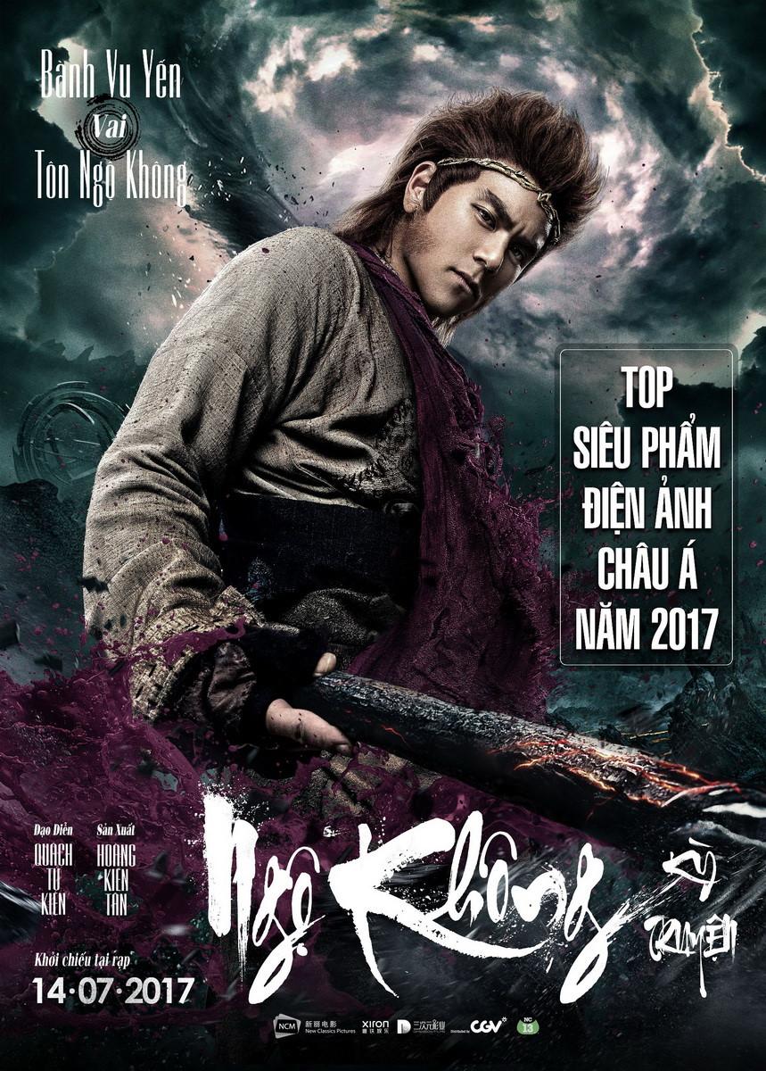 9015 - Wu Kong - Ngộ Không Kỳ Truyện (2017)