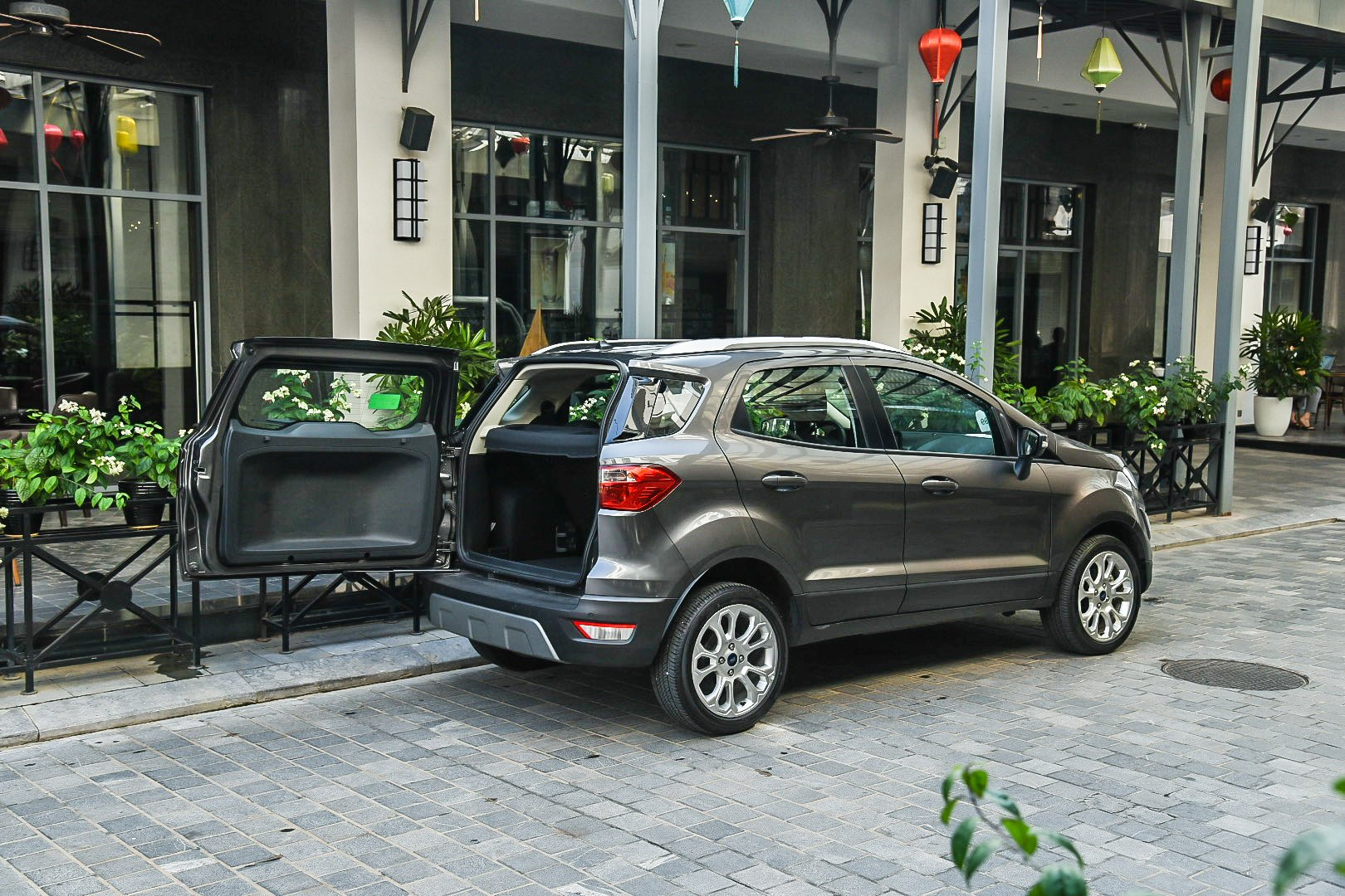 giá xe ford ecosport 2020