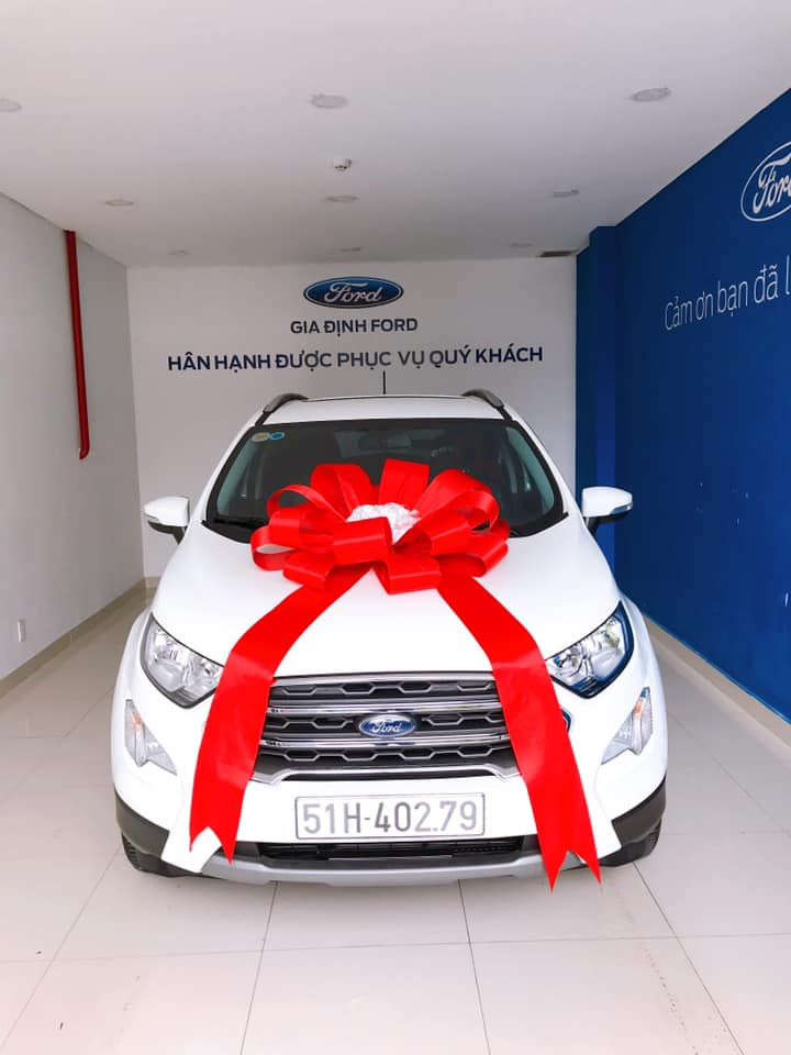 giao xe ford ecosport 2