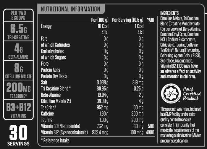 ABE-Pre-Workout-30serving-tăng-sức-mạnh-gymstore-nutrition-facts