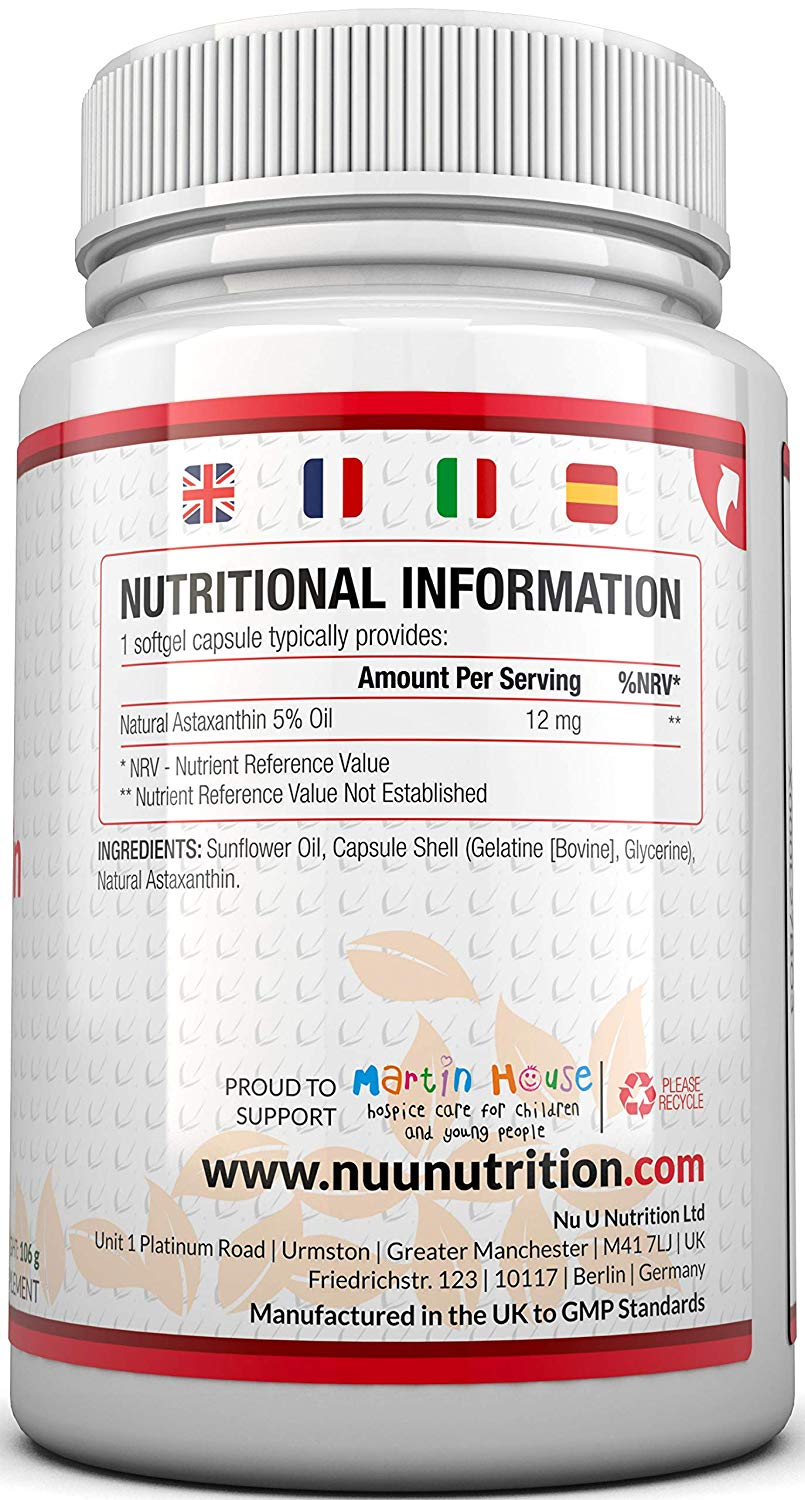 Natura-Astaxanthin-12mg-nutrition-facts-gymstore