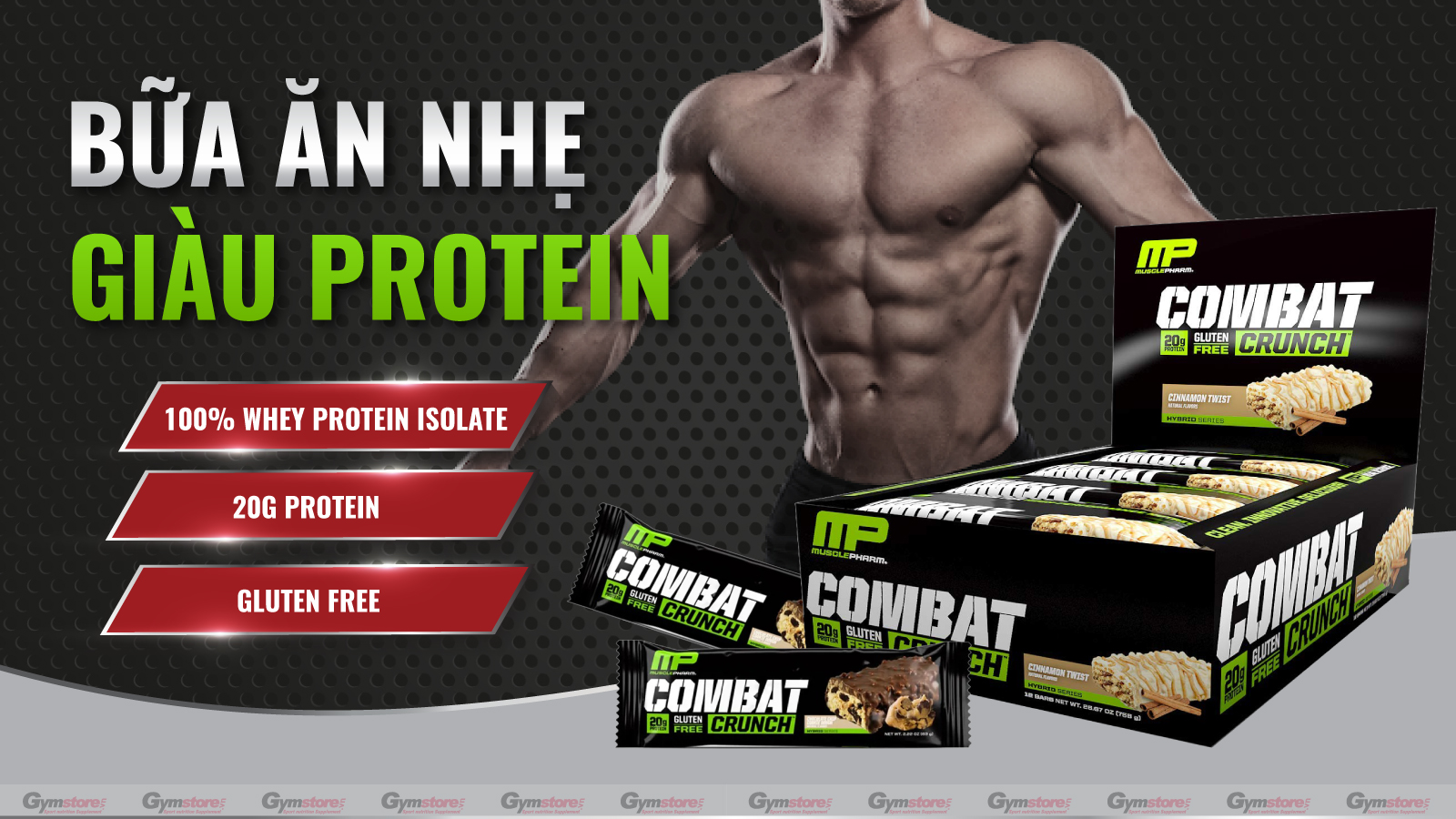 MusclePharm-Combat-Protein-Bar-GymStore