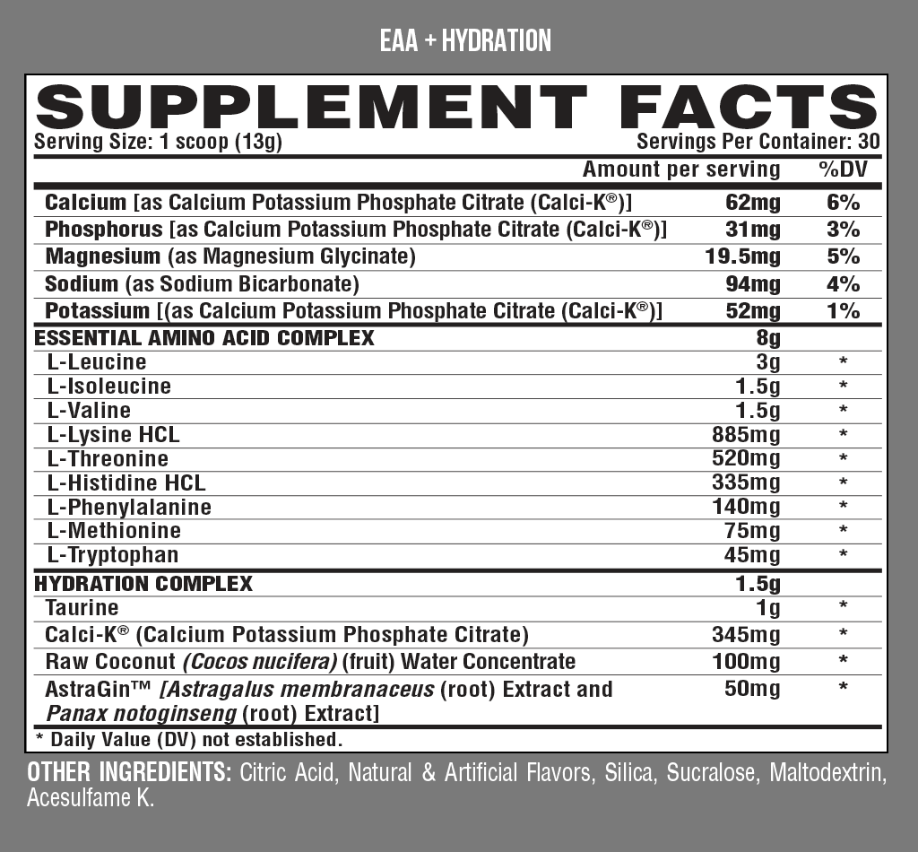 Nutrex-EAA-nutrition-facts-gymstore