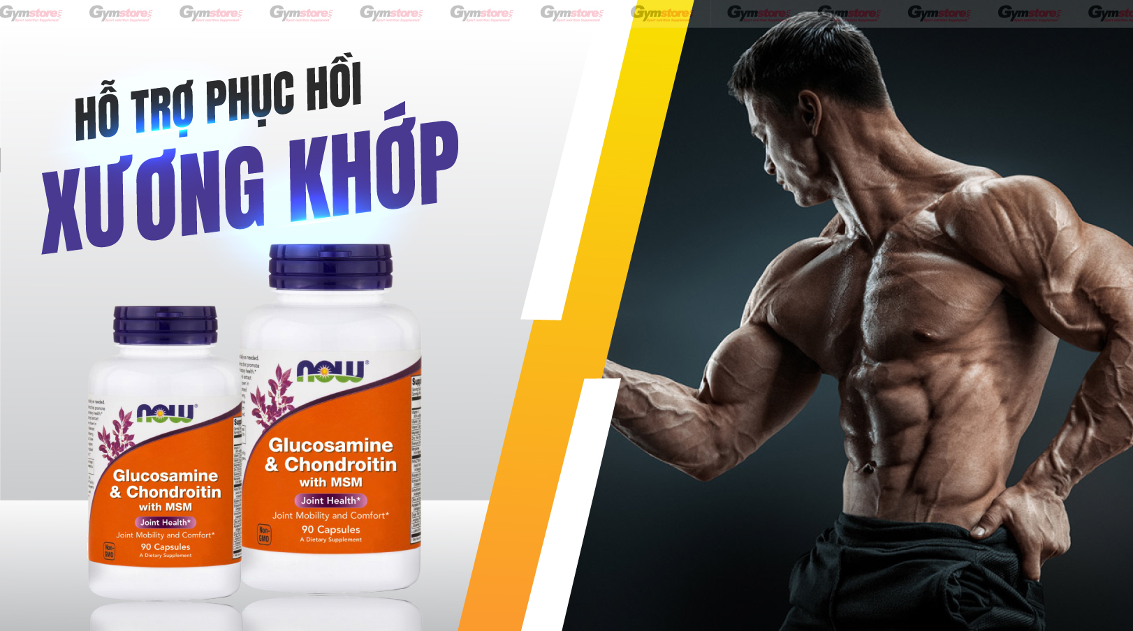 NOW-Glucosamine-Chondroitin-with-MSM-hỗ-trợ-xương-khớp-gymstore