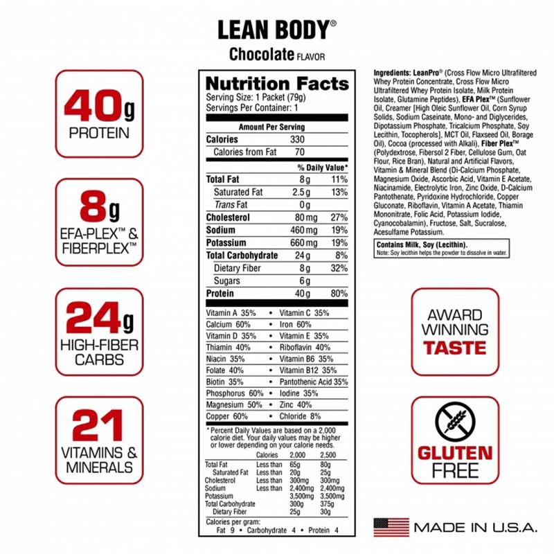 Leanbody-Nutrition-facts-thay-thế-bữa-ăn-gymstore