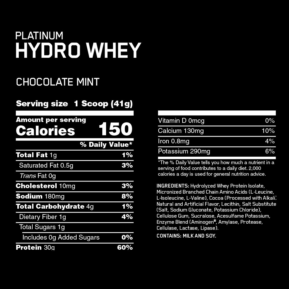 platinum-hydrowhey-nutrition-facts-gymstore-1