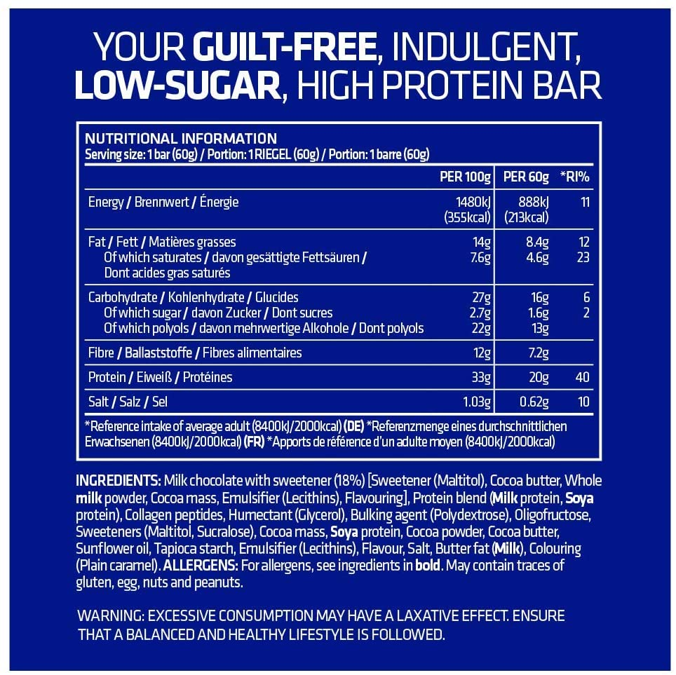USN-Trust-Crunch-Protein-Bar-bua-an-thong-minh-gymstore-Nutrition-facts