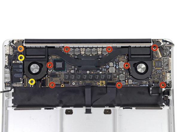 thay bàn phím macbook pro retina