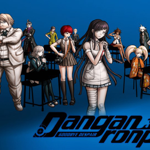 Dangaronpa Goodbye Despair