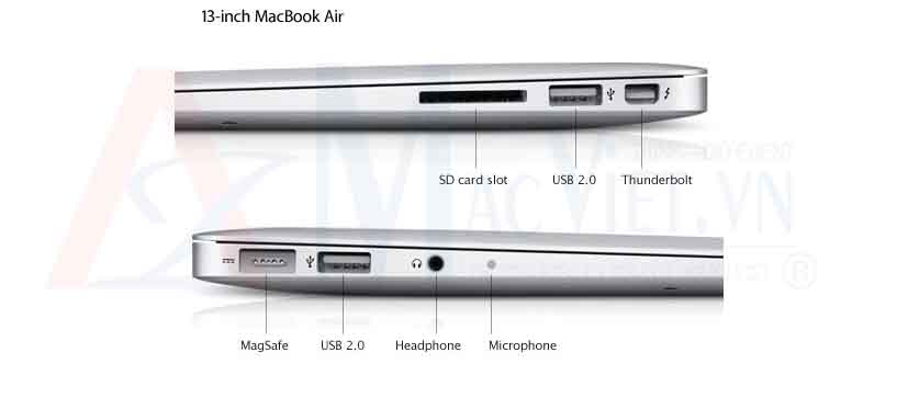 MacBook Air MC965