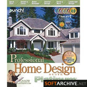 Punch professional home design suite platinum v12 Punch pro home design free download