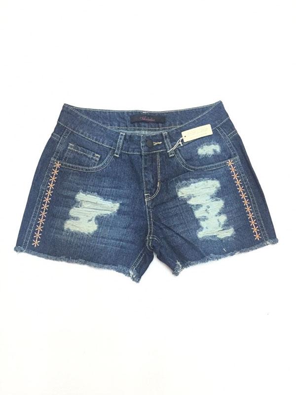 Quần shorts jean Anladia
