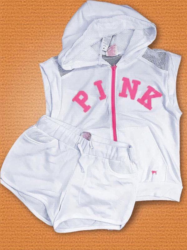 Set bộ thun Pink