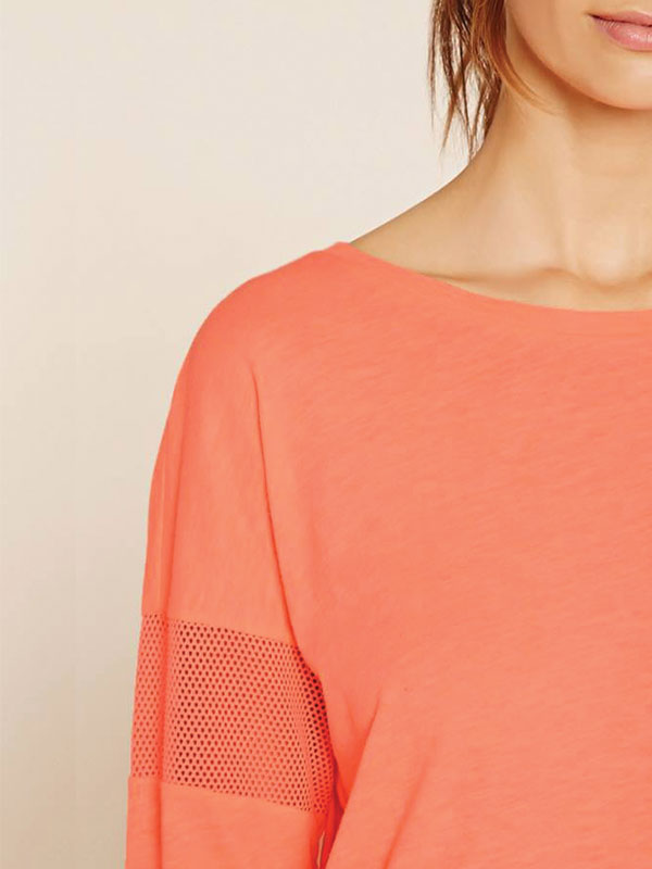 Active Mesh Paneled Top - FOREVER 21