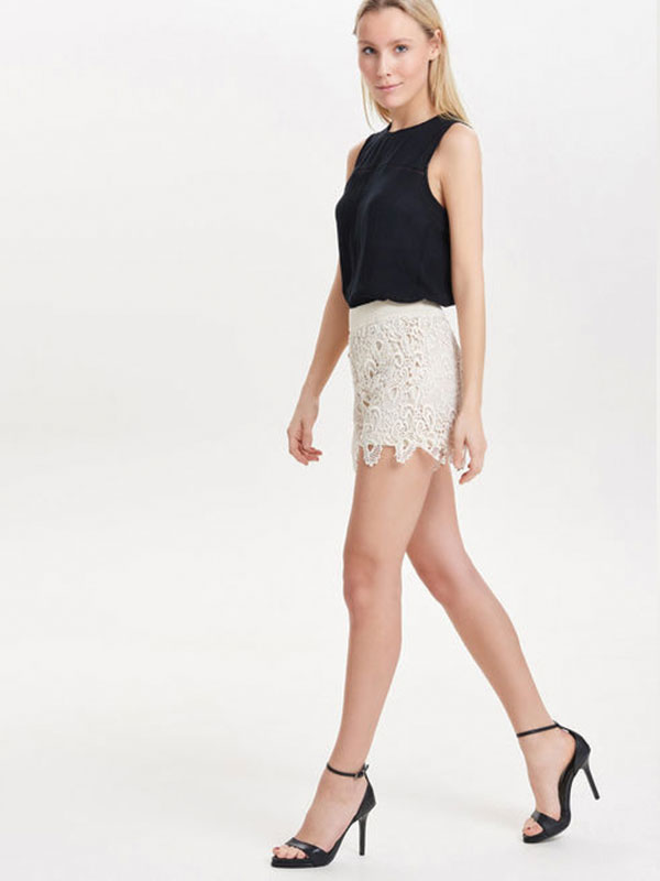 LACE SHORTS ONLY - Short ren ONLY