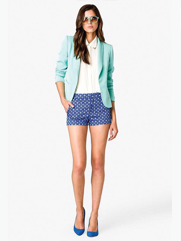 Quần Shorts Forever 21